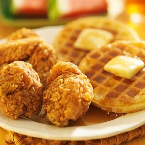 texas waffle chicken wing